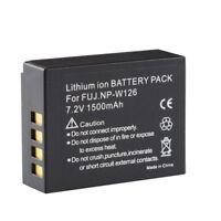 Batería de repuesto para Fuji np-w126 Fujifilm Fuji FinePix X-pro 1 hs33 hs33exr exr Batte