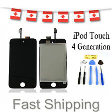 Replacement Touch Screen Display LCD Digitizer Assembly For Black iPod touch 4