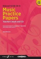 Edexcel GCSE Music Practice Papers Teacher's Book by Julia Winterson