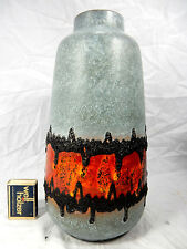 Cool 70´s design Carstens Keramik vase in a beautiful glaze variation 1268 - 27