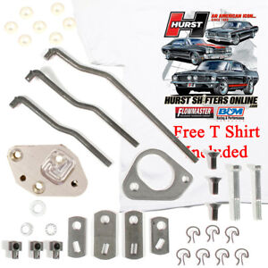 HURST 3734089 Comp Plus 4 Speed Install Kit MOPAR Dodge Plymouth A833 B Body