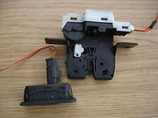 RENAULT MEGANE MK2 2003-07 CONVERTIBLE BOOT LOCKING SOLENOID AND MICRO SWITCH
