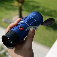26 X 52 HD Clear Zoom Optical Monocular Telescope Sport Camping Night Vision