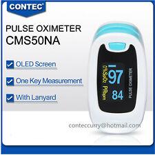 OLED Color CMS50NA  FingerTip Pulse Oximeter Blood Oxygen Meter SpO2 PR Monitor