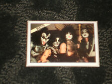 Kiss pocket Mirror w image from Japan Gene Simmons Paul Stanley