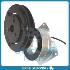 Premium New Ac Compressor Clutch York For Navistar 1groove Pulley Oe 481800c91