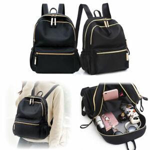 Women Backpack Travel Oxford Handbag Ladies Rucksack Shoulder School Bag Outdoor