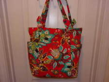 54ab5b9865 Vera Bradley New With Tags Rumba Hadley Tote Shoulder Free Shipping