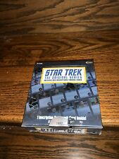 Rittenhouse Star Trek TOS Archives & Inscriptions SEALED Trading Card HOBBY Box