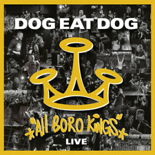 Dog Eat Dog : All Boro Kings Live CD Album with DVD 2 discs (2019) ***NEW***