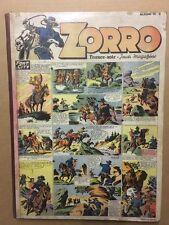 ZORRO Hebdomadaire - Reliure numéro 8 (du 170 au 189) - 1949 - BE