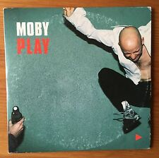 Moby ‎CD Play - Promo - France (VG/EX)
