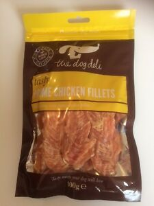 Petface Premium Dog Treats From The Dog Deli 100g - Chicken / Duck etc