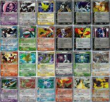 Pokemon Cards ULTRA RARE EX Series / PROMO / HOLO / RARE TCG (Pre EX GX Lv X)