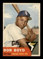 1953 Topps Set Break # 257 Bob Boyd VG-EX *OBGcards*
