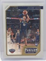 2019-20 Panini Chronicles Threads #91 Jaxson Hayes RC Rookie Pelicans