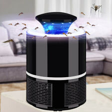 Zapper Mosquito Trap Lamp Pest Control Electric Fly Bug Insect Killer Led Light