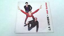 """LA UNION """"MAL KARMA"""" CD SINGLE 1 TRACKS"""