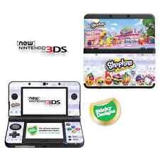 Shopkins Vinyl Skin Sticker for NEW Nintendo 3DS (with C Stick)