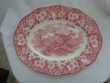 Made In England Enoch Wedgwood (Unicorn) Woodland Platter