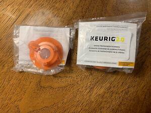 2 Pack Keurig 2.0 Brewer Top Needle Cleaning Maintenance Accessories