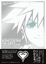 Kingdom Hearts Series Memorial Ultimania Art Book