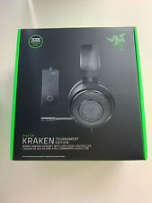 Razor Kraken Tournament Edition USB Gaming Headset THX 7.1 Surround Sound NEW