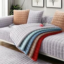 Polyester Home Sofa Cover 1pc 100% Brand new & High quality for bedroom Soft