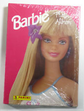 1999 Mattel/Panini BARBIE Photocard Album NEW
