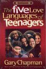 """The Five Love Languages of Teenagers"" by Gary Chapman (2000, Cassettes)"