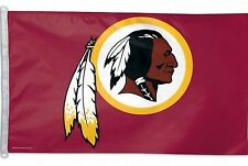 Washington Redskins 3x5 House Flag [New] Nfl Banner Sign Fan Wall Man Cave