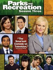 Parks & Recreation - Parks and Recreation: Season Three [New DVD] Ac-3/Dolby Dig