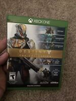 Destiny: The Collection (Microsoft Xbox One, 2016) Video Game