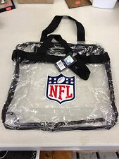 AUTHENTIC NFL CLEAR TOTE BAG Stadium Approved