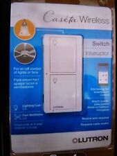 Lutron  PD-5ANS-WH-R Wireless Smart Lighting Switch - White KIT