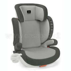 Cam Quantico Seggiolino Auto Isofix 15-36 kg Gruppo 2/3 150 Antracite S165