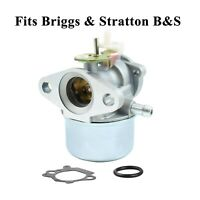 Carburetor with Prime System for B/&S Briggs /& Stratton 12S512-0118-B1