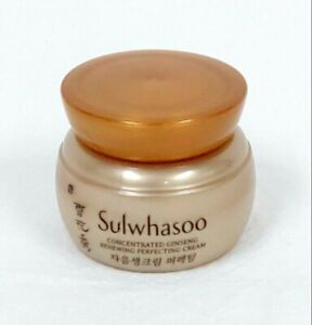 Sulwhasoo Concentrated Ginseng Renewing Perfecting Cream 5ml x 10ea #Anti-Aging