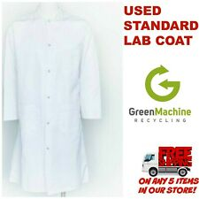 Used Lab Coat Cintas, RedKap, Unifirst, G&K