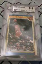 Michael Jordan BGS 8.5 1988-89 FLEER #120