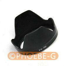 EW-78E Lens Hood fo CANON EF-S 15-85mm f/3.5-5.6 IS USM