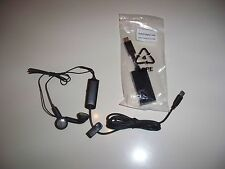 HTC Dash 3G Stereo Headset Earphones & Audio/Charging Cable 73H00273-07M