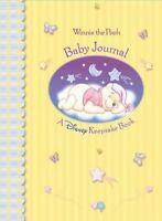 Winnie the Pooh: Baby Journal: A Disney Keepsake Journal by Disney Book Group