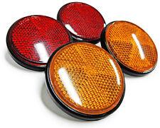 For Suzuki TS400 TS250 TS185 TS75 TS50 TC185 TC125 RV125 RV90 MT50 Reflector Set