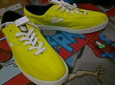 Mens Tretorn Rubber Sneakers Yellow