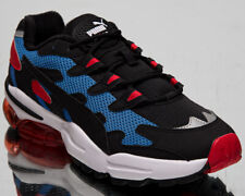 Puma Cell Alien OG Men's Palace Blue Black Red Low Lifestyle Sneakers Shoes
