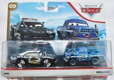 ++ Disney Pixar Cars - APB & Broadside 2-Pack