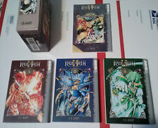 Magic Knight Rayearth II Manga Visual Novel Box Set Tokyo Pop Clamp
