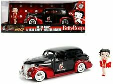 Betty Boop 1939 CHECY Master DX 1 24 Figurine Hollywood Ride