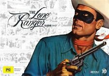 The Lone Ranger - Original Series : Season 1-2 (DVD, 2016, 12-Disc Set)